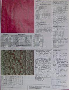 Sabrina Special - Das grosse Strickmusterheft - Isabela - Knitting 2 - Picasa Web Albums