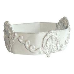 Shop decorative bowls at Chairish, the design lover's marketplace for the best vintage and used furniture, decor and art. Candle Store, Candle Jars, Bedroom End Tables, Remove Wax, Fantasy Rooms, Glass Rocks, Vintage Bowls, Votive Holder, Pet Bowls