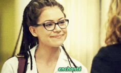 "Enchanté? YOU BET ENCHANTÉ! | Cosima Is The Best Clone On ""Orphan Black"" Because Science Says So"
