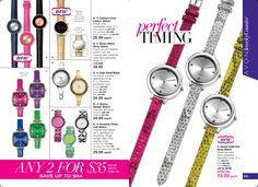 Avon Book Campaign 16 I LOVE SALE Shop online with me at https://andreafitch.avonrepresentative.com?utm_content=buffer3d975&utm_medium=social&utm_source=pinterest.com&utm_campaign=buffer #watches #buyavon