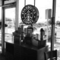 Sturbucks - Black & White ..... by me