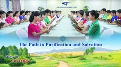 "Gospel Movie clip ""Song of Victory"" (6) - The Path That Leads to Purific..."