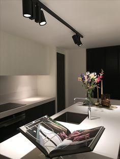 Kitchen @ home!  LumenAlpha spots