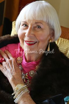 At any age - be GLAMAous!
