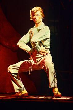 David Bowie By David Stratford
