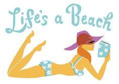 life's a beach- neryl