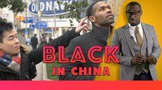 B&P_desde_Guayana: Ser negro en China