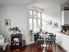Gravity Home — Scandinavian apartment | photos by Jonas Berg...
