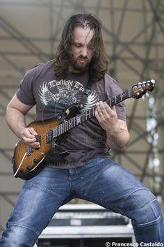 John Petrucci, Dream Theater-jess, thought of you Hard Rock, Music Guitar, Cool Guitar, Guitar Keys, John Petrucci, Willie Dixon, Dream Theater, Best Guitarist, Band Photos