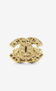 Chanel ring <3