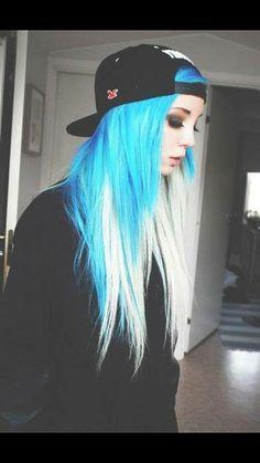 emo hair want really baddddd