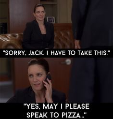 "When Liz was trying to be professional while she was negotiating her contract with Jack. | 24 Quotes From ""30 Rock"" That Made The Show Unforgettable"
