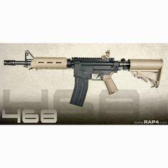 rap4 468 Migsig Paintball gun