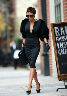 Style Icon Victoria Beckham