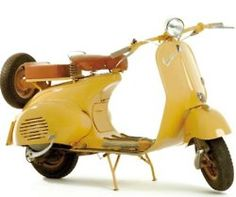yellow scoot