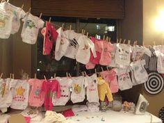 DIY Baby Shower.  Make Your Own ONESIE by LuluBelleBabyDesigns, $33.00 @Ashley Bruger