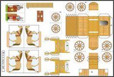 photo roman.chariot.papercraft.via.papermau.002_zpscrag22ds.jpg