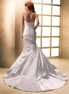 Large View of the Monica Bridal Gown