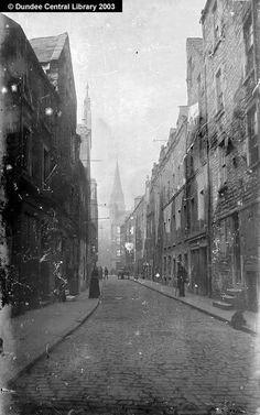 Fish Street, Dundee | Photopolis