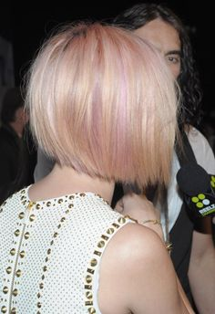Em- by strawberry blonde, I meant this pastel pink...could you manage that?
