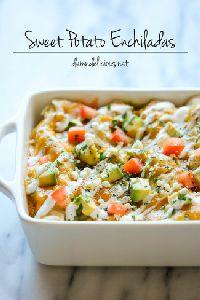 Sweet Potato Enchila…