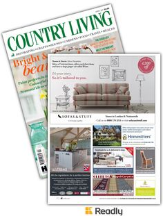 Suggestion about Country Living - UK April 2017 page 172