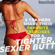 Show your booty some (tough) love with these serious strengthening moves.