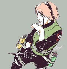 Sakura Haruno/ Ninja Médico