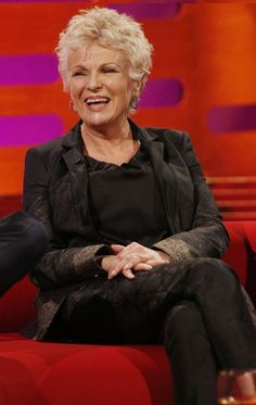 Julie Walters Growing Out Pixie Cut, Grown Out Pixie, Julie Walters, Grow Out, June, Hairstyle, Stars, Spring, Hot