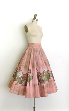 6fc8b18c902 11 Best Vintage Mexican Skirts I Have Loved and Sold images ...