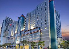Hampton Inn & Suites Miami/Downtown-Brickell Hotel, FL - Hotel Exterior