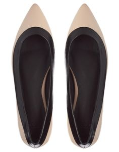 ASOS LAST DANCE Pointed Ballet Flat $47.04 Get this and other fall essentials and get styled by me for FREE by clicking here!