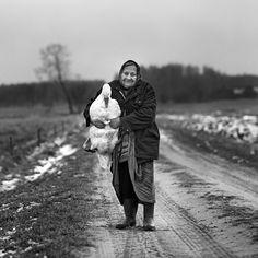 Karczeby: The Roots of Polish Life - Photographs byAdam Panczuk Amazing Photography, Portrait Photography, Bird People, Beach Portraits, Huntington Beach, Street Photo, Great Photos, Vintage Photos, Old Things