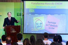MEC fará quatro simulados nacionais do Enem