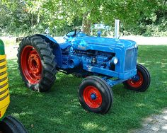 1954 Fordson Major Diesel