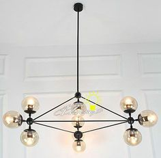 MODO Plating Ball Pendant Lighting in Painted Finish