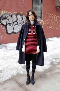 Embracing Spring in Warmth | Man Repeller