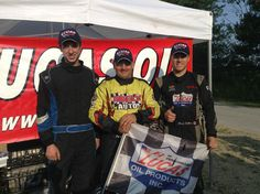 MCLENNAN AND NEELY SCORES BIG WINS AT SAUBLE SPEEDWAY