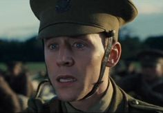 If you didn't cry during this scene, then you are not human. The most tragic death that we never saw!! Tom Hiddleston nailed it playing Captain Nicholls in War Horse!! BRILLIANT!!