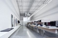 Reigning Champ Presents Its First Vancouver Flagship Store