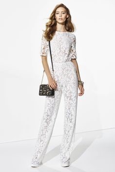 Diane von Furstenberg Resort 2016 Fashion Show