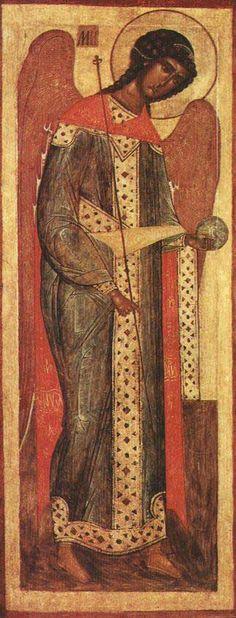 Архангел Михаил. 1595
