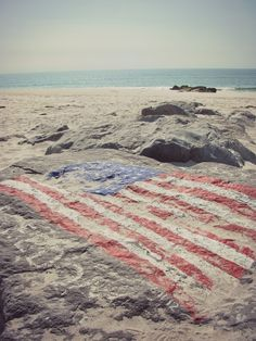 Met All The Beauty komt ook zorg , , Ideen, Normandy Beach, Normandy France, American Pride, American Flag, Home Of The Brave, Let Freedom Ring, Land Of The Free, Mont Saint Michel, Old Glory