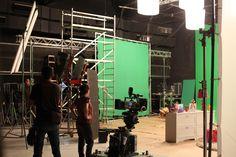 Shooting of Barbie dolls spot in Banzai Studio.  Rodaje del spot de muñecas Barbie en Banzai Studio.  www.banzaistudio.tv