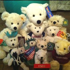 From USA Teddy Bears☆