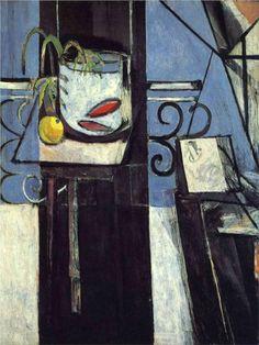 Goldfish, 1915-1916  Henri Matisse