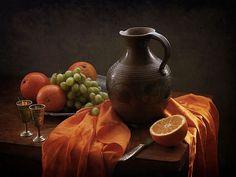 photo: нартюрморт с оранжевым | photographer: inna korobova | WWW.PHOTODOM.COM