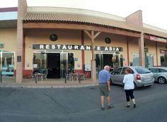 Restaurante Asia, San Javier: Bekijk 114 onpartijdige beoordelingen van Restaurante Asia, gewaardeerd als 4,5 van 5 bij TripAdvisor en als nr. 3 van 38 restaurants in San Javier. </cf>