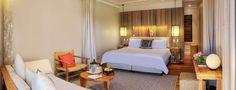Vomo Fijian Resort, New Villa Bedrooms.