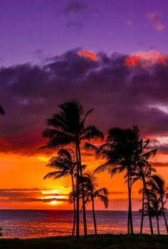 Ko Olina sunset in Hawaii by shamsazizi